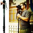"WT1003 WT-1003 Professional Alloy Camera tripod Monopod Lightweight 67""(171cm)"