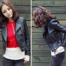 Women Outerwear Coat Leopard Style Slim Blazer Outdoor Jacket large size