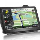 7 inch HD Car TRUCK GPS Navigator 800MHZ FM/4GB/DDR 128M