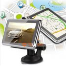 4.3 inch car gps navigation 4G /800MHZ/DDR128M / MP3/MP4