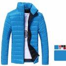 Men Outwear Jacket Solid Zipper Outdoor Wear Jackets