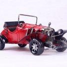 Amerecan style Finishing retro car model Handmade Vintage