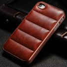 Hard Case And Cover For iPhone 4 4s 4g PU Leather back Cover