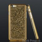 Luxury Rhinestone Crystal Hard Back Cover Case For iPhone 6 6 Plus 5 5S 4s