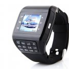 SmartPhone Wrist Hand Watch Unlock Dual Sim Card+Touch Dial Screen
