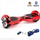 Two WHEEL Segway Hoverboard With Chrome Colour Scooter