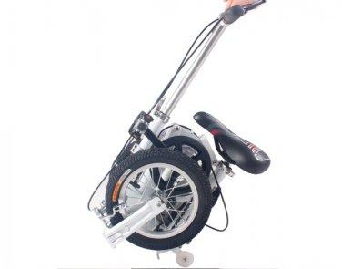 12 inch Mini/Free folding bike Subway Fold Carry Cycles