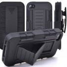 Combo Cases iPhone 4S Back Clip Holster Stand iPhone 6s 5S Shockproof Hard Case