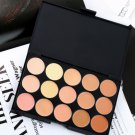 High Quality New 15 color Eyeshadow Camouflage Concealer Palette Hot