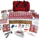 GUARDIAN 4 Person Elite Survival Kit DISASTER EMERGENCY FOOD PREPPER BUGOUT BAG