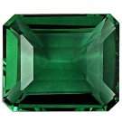 22.80 CT. EXCELLENT COLOR GREEN AMETHYST OCTAGON CUT GEM  AMC797 FREE SHIPPING!