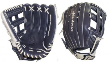 "NEW Akadema Torino Series ACM39 12.75""Baseball Outfield Glove Right Hand Throw"