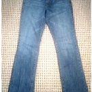 "FREE SHIPPING OLD NAVY DIVA WOMEN'S JEANS SIZE 6L, 31""W/32.5""L"