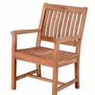 Anderson Teak Garden Furniture CHD087 Rialto Armchair FREE SHIPPING!