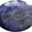 7.25CT Natural AAA Color Violet Blue Tanzanite Oval Cut TAN2299 FREE SHIPPING!