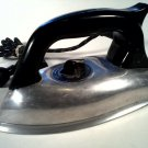 SALE! RARE VINTAGE ERLA ELECTRIC IRON F100 BLACK HANDLE 1940'S FREE SHIPPING!