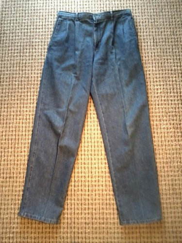 "LEE CASUAL WRINKLE FREE WOMEN'S JEANS SIZE 21, 32"" W. 30"" L. FREE SHIPPING!"