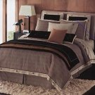 NEW! Stone Park Five Piece Bed-In-Bag Set bonus coverlet FREE SHIPPING!