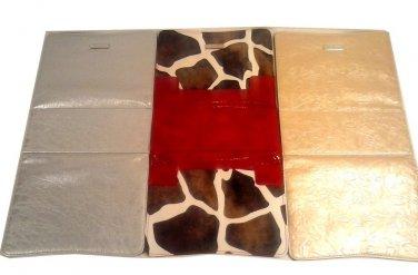 LOT OF 3 MICHE Shell Purse Covers Randi & Mandi 2010 SILVER GOLD FREE SHIPPING!