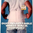SPORT AID BACK SUPPORT WRAP SIZE MED./LARGE FREE SHIPPING!