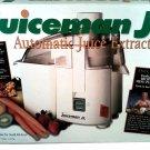 JUICEMAN JR. COMPLETE FRUITS & VEGETABLES JM-1C  FREE SHIPPING!
