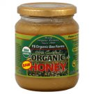 Honey Raw 100% CERTIFIED ORGANIC 16 OZ - Pack Of 6 FREE SHIPPING!