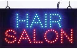 Mitaki-Japan HAIR SALON Programmed LED Sign LIGHTS STORE SHOP FREE SHIPPING!
