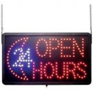 OPEN 24 HRS PROGRAM LED SIGN LIGHT STORE SHOP Mitaki-Japan FREE SHIPPING!