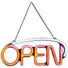 OPEN PROGRAMMED LED SIGN LIGHTS ILLUMINATED BUSINESS STORE FREE SHIPPING! Mitaki