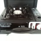 SALE! NEWART HOME SAMHO PORTABLE GAS BURNER CAMPING W/ CASE FREE SHIPPING!