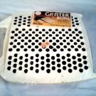 FREE SHIPPING GRATER & BOWL TUCKER HOUSEWARES GRATES, SHREDS & STRINGS CHEESES