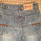 "SUITIAN DESIGNER WOMEN'S JEANS SIZE 26, INSEAM 27"" FREE SHIPPING!"