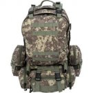 DIGITAL CAMO 4PC BACKPACK BUG OUT HEAVY DUTY 600d Construction FREE SHIPPING!