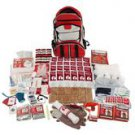 2 Person Guardian Elite Survival Kit EMERGENCY BUGOUT BAG FOOD