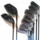HIPPO FINAL DECISION GOLF CLUB SET IRONS & DRIVERS P, 4,5,6,7,8,9, 9.5 DEGREE 3