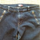 "TOMMY HILFIGER WOMEN'S JEANS SIZE 13, 28"" INSEAM APPROX.FREE FAST SHIPPING!"