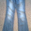 FREE SHIPPING SQUEEZE ORIGINAL DENIM GIRL'S YOUTH JEANS SIZE 14S,
