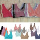 RHONDA SHEAR SET OF 4 AHH SEAMLESS LEISURE BRAS