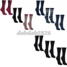 Passione Xpandasox Set of 3 Cotton Crew Socks