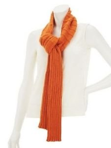 "Ping Wu Designs ""wrapPing"" Multi-Use Cable Knit Scarf"