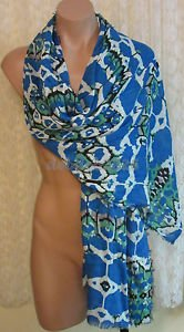 Joan Rivers Tribal Print Scarf