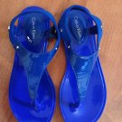 Blue Calvin Klein Sandals