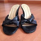 Black Bisou Bisou Sandals US 6