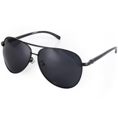 Aluminum Magnesium Toad HD Polarized Sunglasses Eyes Protector Leisure Necessaries(110970501)
