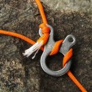 1 x 3 Holes Fast Knot Rope Buckle Outdoor Hiking Camping Climbing Necessary(113014001)