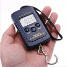 20g-40Kg Digital Hanging Luggage Fishing Weight Scale kitchen Scales(TOM-H1765)