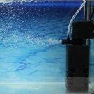 300L/H Aquarium Fish Tank Internal Filter Water Pump(HT-7181)