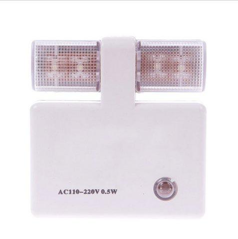 LED Nightlight Energy Saving Light Automatic Control Wall Night Light Lamp(HT-54918)