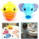 1 Pcs Cartoon Faucet Extender For Kid Children Hand Washing In Bathroom Sink(BICP056695)