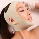 Wrinkle V Face Chin Cheek Lift Up Slimming Slim Mask Ultra-thin Belt Strap Band(BICP040705)